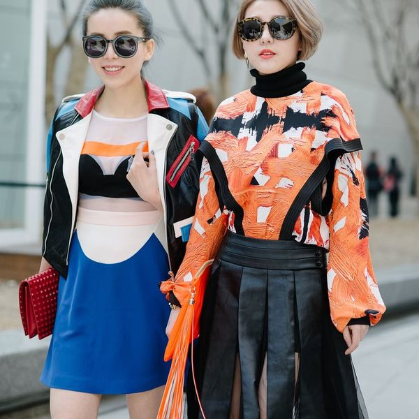 330ad6eacfa Семь отличий азиатской недели моды от европейской - Я Покупаю