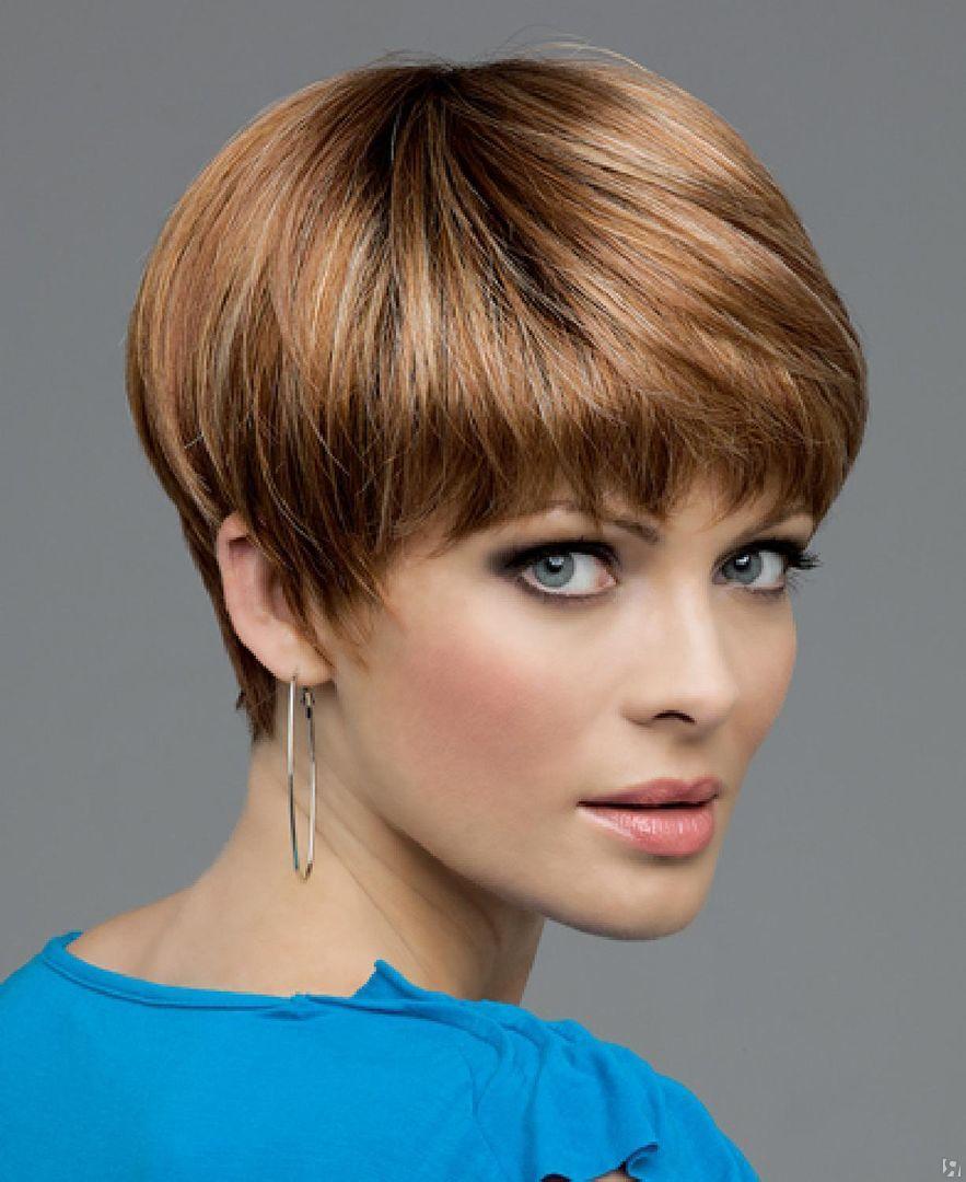 Популярные стрижки для женщин короткие волосы