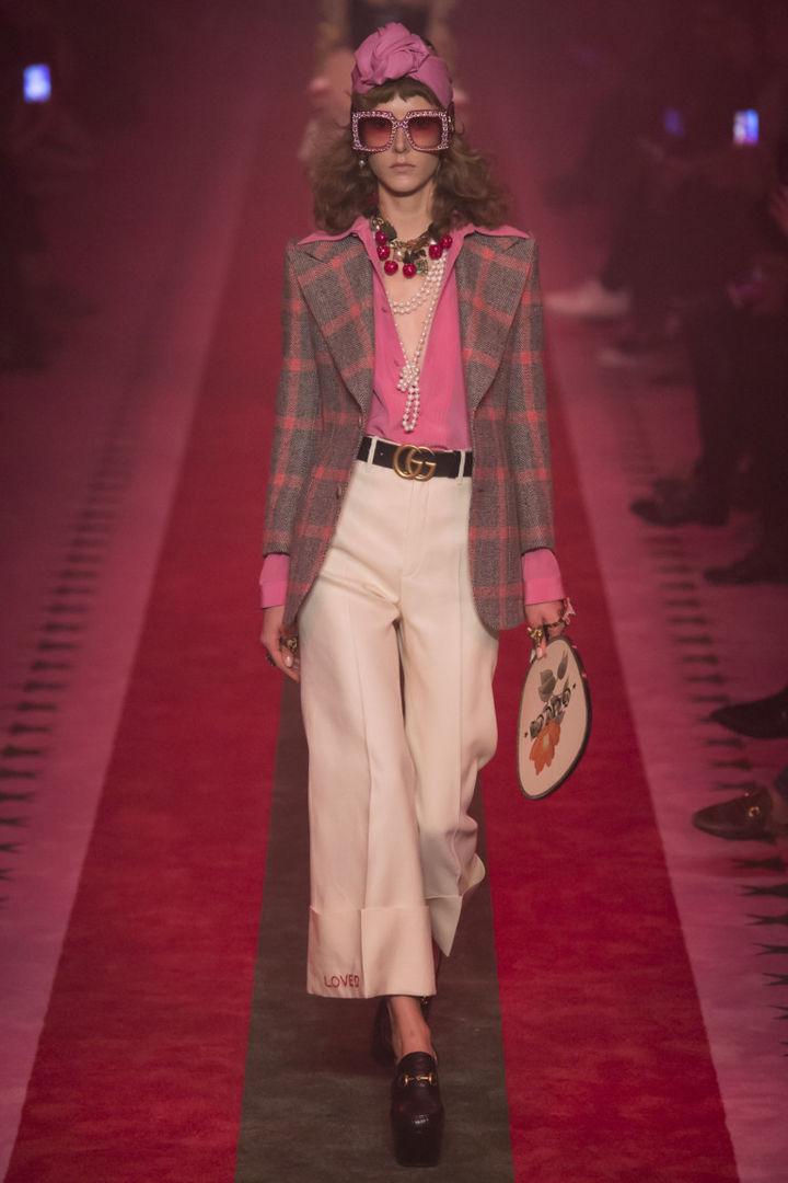 Gucci, весна-лето 2017, Ready-to-wear